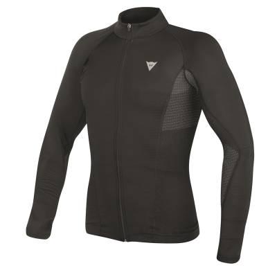 Dainese Shirt D-Core WS lang, schwarz-anthrazit