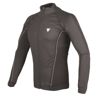 Dainese Shirt D-Core WS Thermo lang, schwarz-anthrazit