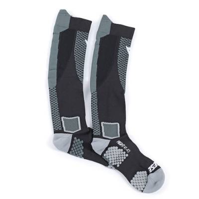 Dainese Socken D-Core High, schwarz-anthrazit