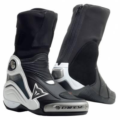 Dainese Stiefel Axial D1, schwarz-weiß