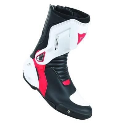 Dainese Stiefel Nexus, schwarz-weiß-rot