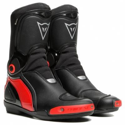 Dainese Stiefel Sport Master GTX, schwarz-lavarot