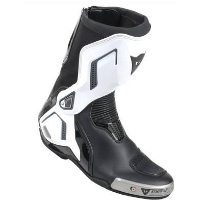 Dainese Stiefel Torque D1 Out, schwarz-weiß-anthrazit