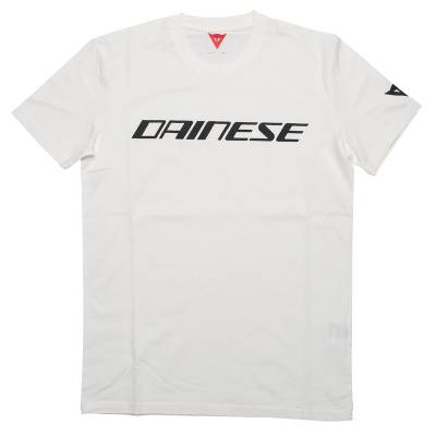 Dainese T-Shirt, schwarz-weiß