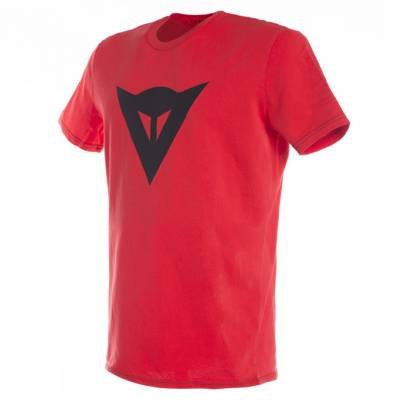 Dainese T-Shirt Speed Demon, rot-schwarz