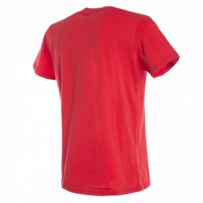 Dainese T-Shirt Speed Demon, rot-schwarz