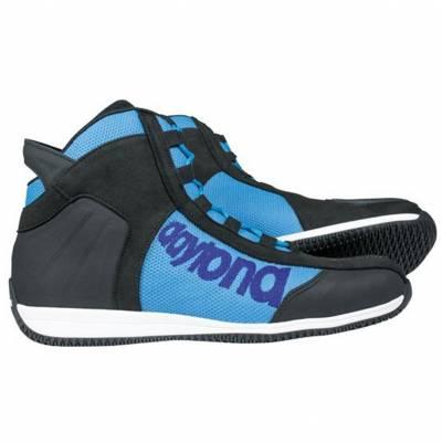 Daytona Schuhe AC4 Walk`n`Drive, schwarz-blau