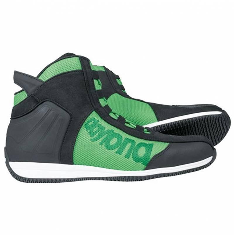 Daytona Schuhe AC4 Walk`n`Drive, schwarz-grün