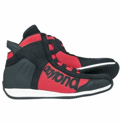 Daytona Schuhe AC4 Walk`n`Drive, schwarz-rot