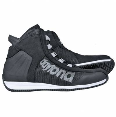 Daytona Schuhe AC4 Walk`n`Drive, schwarz-weiß