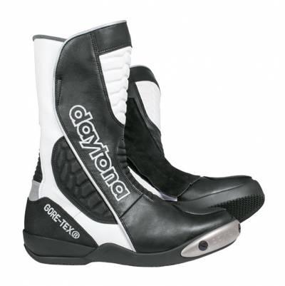 Daytona Stiefel Strive GTX, schwarz-weiß