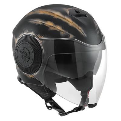 Diesel Helm Bad Jack, schwarz-bronze matt