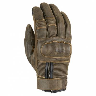 Furygan Handschuhe James D3O All Seasons, rusted braun