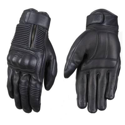 Furygan Handschuhe James D3O, schwarz