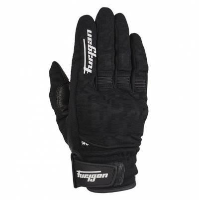 Furygan Handschuhe Jet D3O Lady, schwarz-weiß