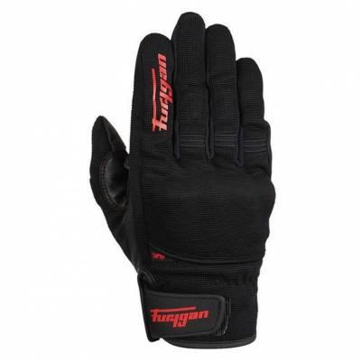 Furygan Handschuhe Jet D3O, schwarz-rot