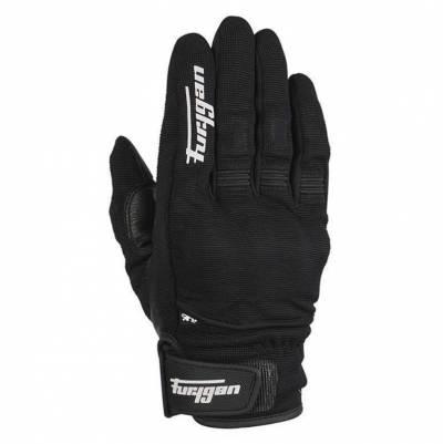 Furygan Handschuhe Jet D3O, schwarz-weiß