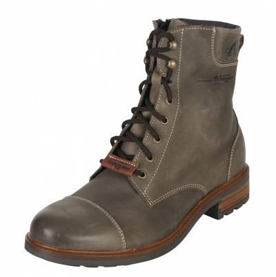 Furygan Schuhe Appio, Taupe = grau-braun
