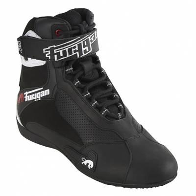 Furygan Schuhe Jet D3O Air, schwarz-weiß