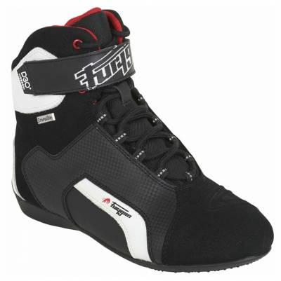 Furygan Schuhe Jet Sympatex D3O, schwarz-weiß