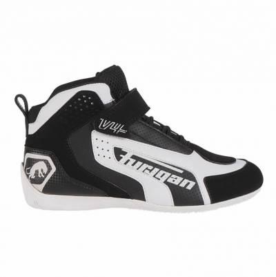 Furygan Schuhe V4 vented, schwarz-weiß