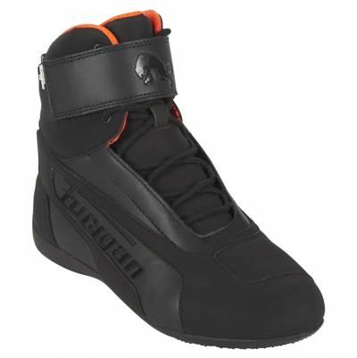 Furygan Schuhe Zephyr D3O, schwarz-orange