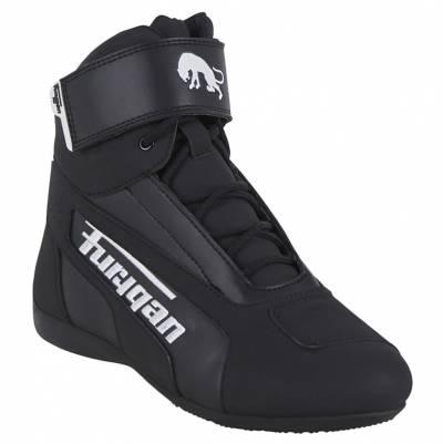 Furygan Schuhe Zephyr D3O, schwarz-weiß