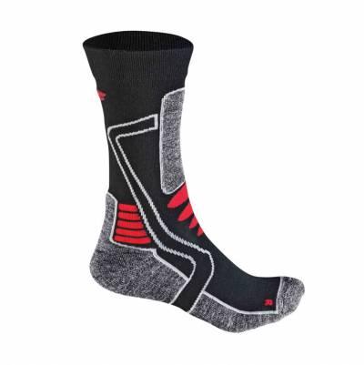 Fuse Socken E 100 Damen, schwarz