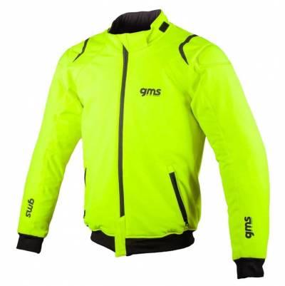 Germas GMS Textiljacke Falcon, fluo-gelb