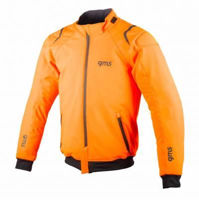 Germas GMS Textiljacke Falcon fluo-orange