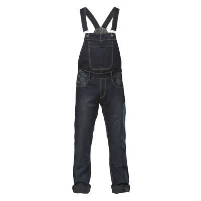 Germas Jeans Latzhose Oscar L34, blau