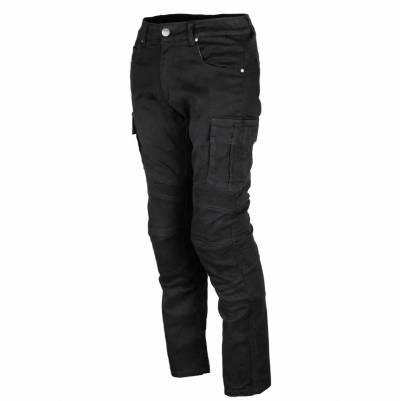 Germas Jeans Lizard Cargo schwarz