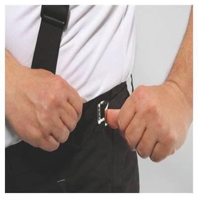 Germot Bauchhose Flex II kurz, schwarz