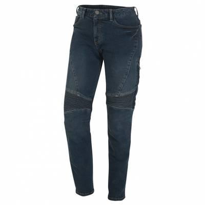Germot Damen Jeans Kate, Länge 32, blau