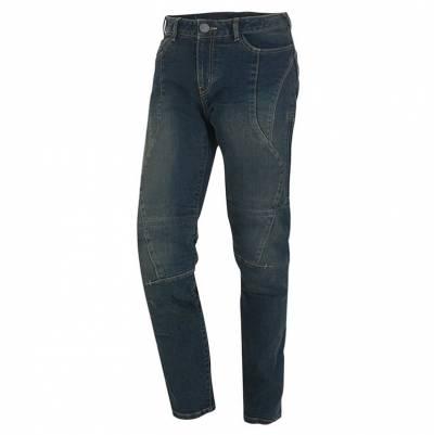 Germot Damen Jeans Mary, Länge 32, blau