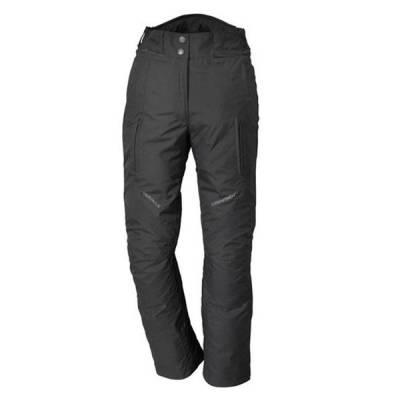 Germot Damen-Textilhose Verona II, schwarz