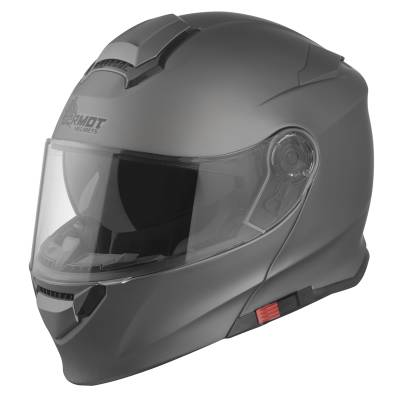 Germot GM 950 Klapphelm, gun matt