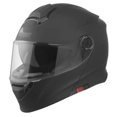 Germot GM 950 Klapphelm, schwarz-matt