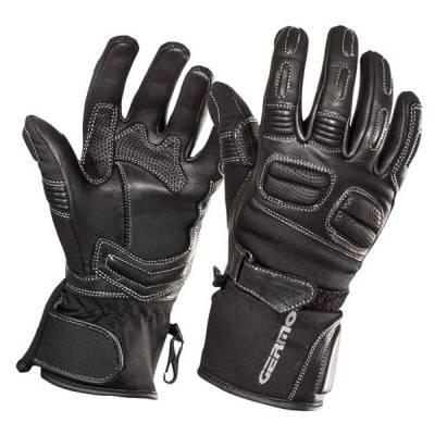 Germot Handschuhe Leon, Kinder, schwarz