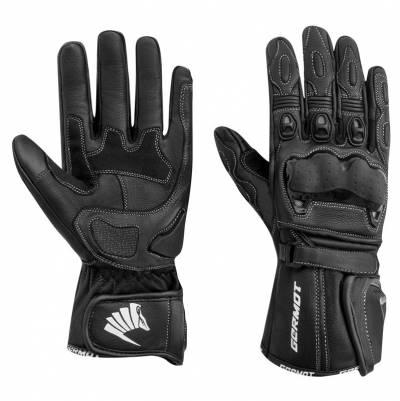 Germot Handschuhe Racetrack, schwarz