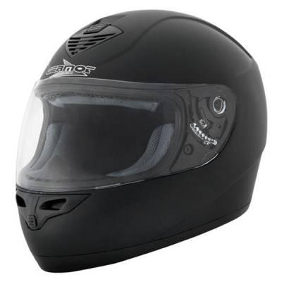 Germot Helm GM 217 Integral, mattschwarz