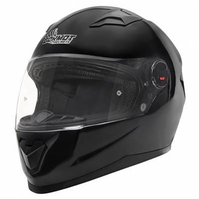 Germot Helm GM 320, schwarz