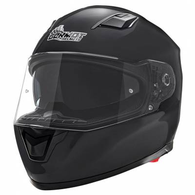Germot Helm GM 330, schwarz