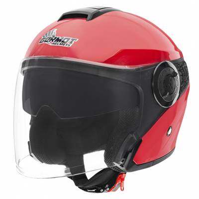 Germot Helm GM 660, rot