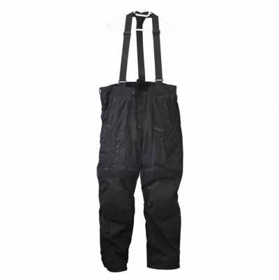 Germot Herren Textilhose Flex Pro, schwarz