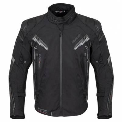 Germot Jacke Matrix, schwarz-grau