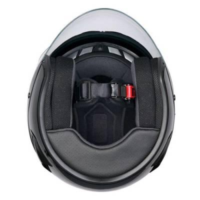 Germot Jethelm GM 630 schwarz glanz