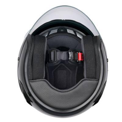 Germot Jethelm GM630, schwarz-weiß