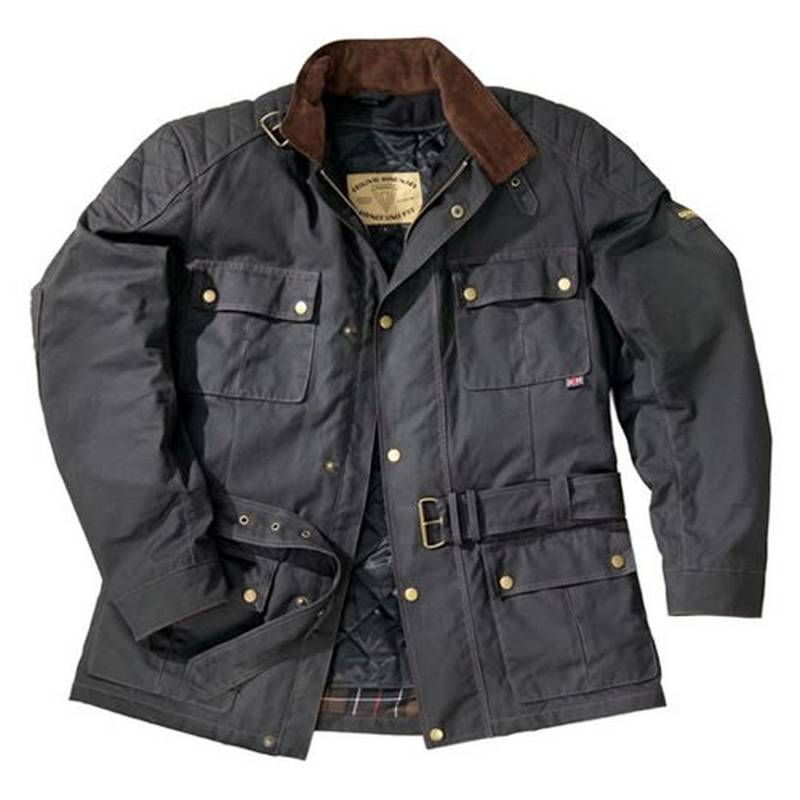 Germot Wachsjacke Oxford