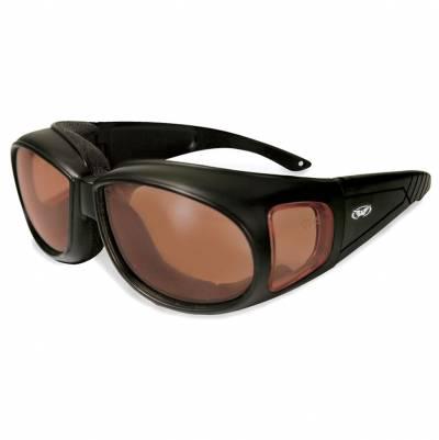 Global Vision Brille Outfitter, braun getönt